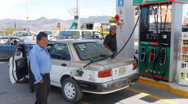 Recibirán gasolineras de Oaxaca combustible de EU y CA