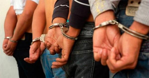 Ocho secuestradores fueron sentenciados a 50 años de prisión: Fiscalía General