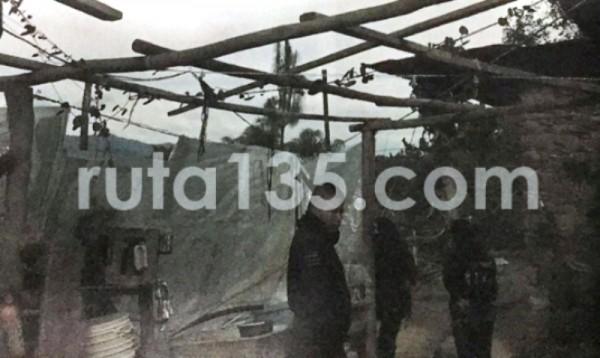 Emergencia en Huautla: más de 1,200 casas destruidas por ventarrones