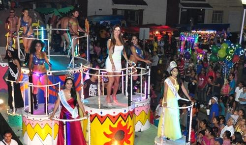 Primer paseo de carnaval, podría no ser por el centro de Tuxtepec