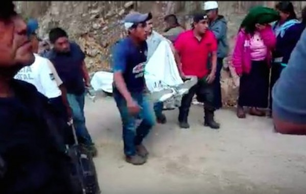 Encuentran dos cuerpos en Ixtlán de Juárez