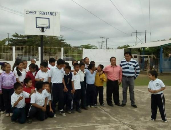 """""""Ya sufren escuelas de Tuxtepec golpes económicos de la Reforma Energética"""": Sergio Fentanez"""