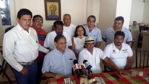 Sindicatos de la CTM manifiestan respaldo hacia Fernando Bautista Dávila