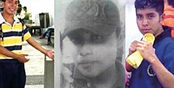 Desaparecen otros tres jóvenes en Veracruz