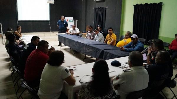 Operativo Carnaval 2016 garantiza eventos seguros para los tuxtepecanos