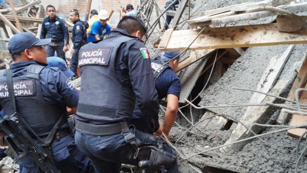 Reconocido trabajo de la Policía Municipal