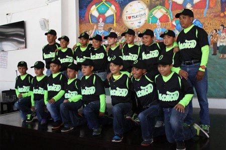 Presentan selección oaxaqueña, para nacional de Ligas Campeonas