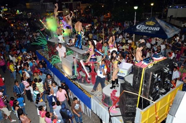 Sin riesgos para paseo de carnaval en independencia: Eventos Especiales
