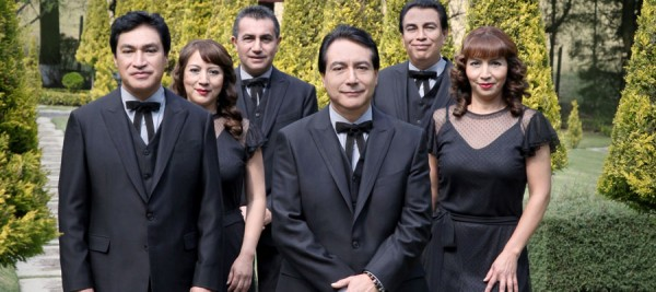 Los Ángeles Azules convocan a fans para su película