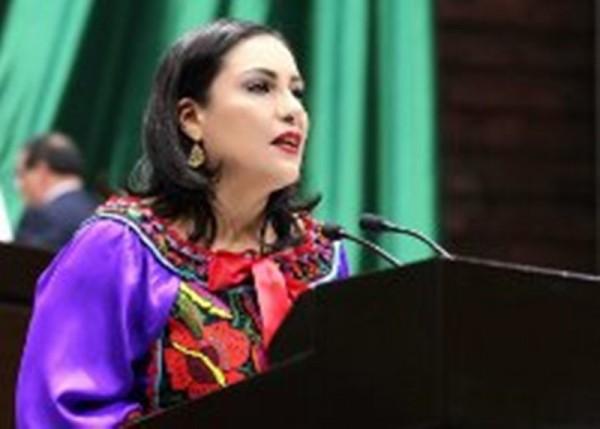 """Exijo un """"sí contundente"""" para apoyar a mujeres de las comunidades indígenas: Dip. Karina Barón"""