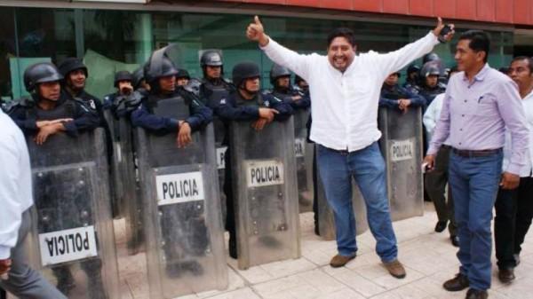 Alertan de precandidatos relacionados con 'narco' en Oaxaca