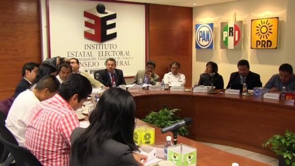 Serán 8 los candidatos a la gubernatura de Oaxaca