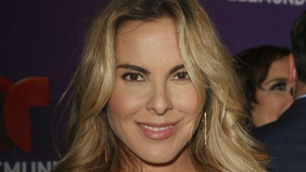 Kate del Castillo, sigue con los planes de hacer la película del líder del Cártel de Sinaloa