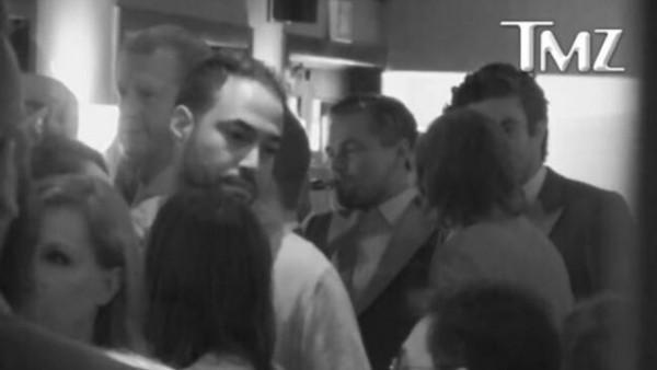 Leonardo Dicaprio casi pierde el Oscar por borracho