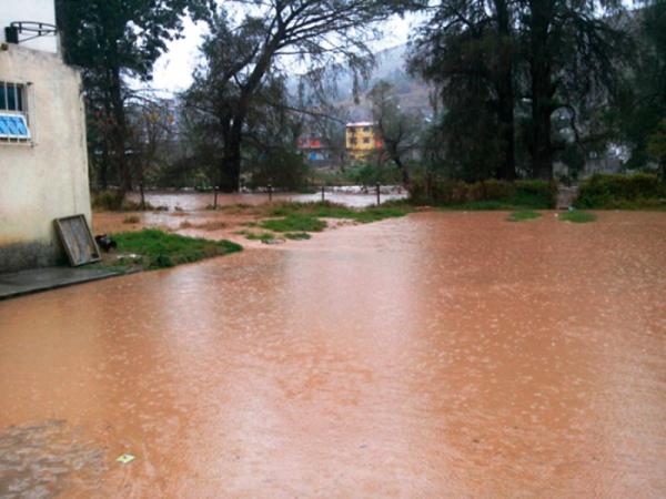 Instala Protección Civil sesión permanente por emergencia en Mixteca, Cañada y Sierra Sur