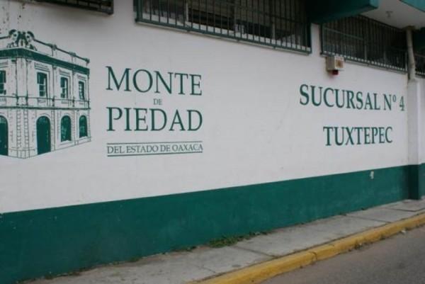 Monte de piedad  registrará más demanda de pignorantes  después del periodo vacacional