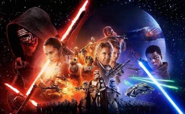 Lidera 'Star Wars' nominaciones al MTV