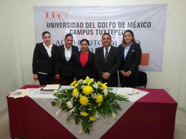 Se titula alumna de la primera generación de la UGM campus Tuxtepec