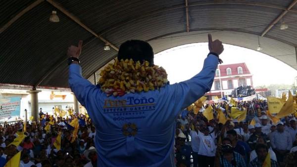 El pueblo de Oaxaca merece cuentas claras: Pepe Toño Estefan Garfias