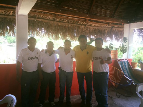 Jalapa de Díaz deposita su voto de confianza  en el proyecto de Irineo Molina