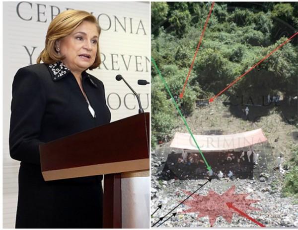 PGR hace pública segunda parte del expediente del Caso Iguala
