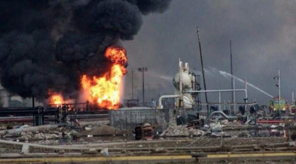 Identifica Pemex a 26 de los 28 fallecidos tras explosión en planta de Pajaritos