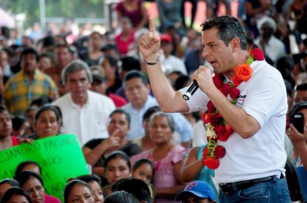 Merecemos un Oaxaca más grande de lo que ya es: AMH