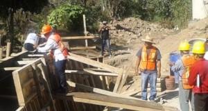 Con tequio buscan el progreso y desarrollo de los pueblos Mixtecos