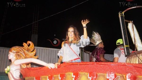 1er Paseo de Carnaval Tuxtepec 2016