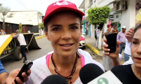 Después de cuatro años, en Oaxaca las condiciones no han cambiado: Ivette de Murat