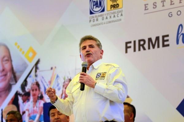 Debate, ejercicio para conocer la mejor  opción por Oaxaca: Pepe Toño Estefan Garfias