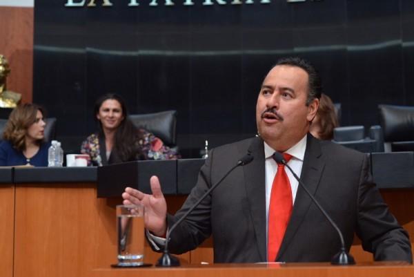 Reconoce Senador Jorge Toledo, que reformas no han alcanzado objetivos programados