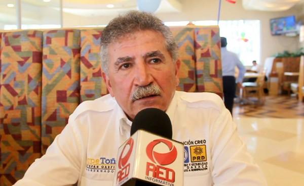 Espero que debate se realice sin ataques entre candidatos: Estefan Garfias
