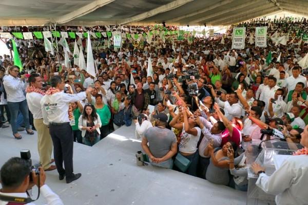 Basta de privilegiar a la clase política, señala Alejandro Murat Hinojosa