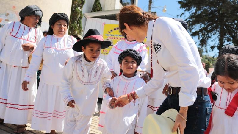 Con Benjamín Robles llegó el desarrollo  para el campo, confía Pueblo Ayuujk