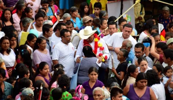 Se levantan las 8 regiones en revolución  por la dignidad con Benjamín Robles