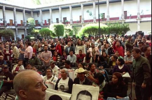 GIEI concluye: en Cocula no quemaron a los 43