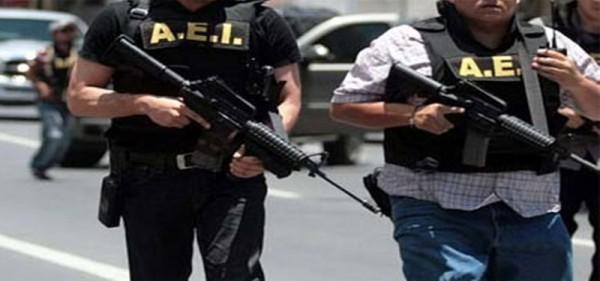 Realiza AEI operativos de emergencia tras balacera del pasado domingo