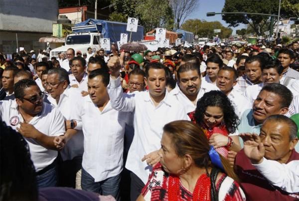 Nombra Alejandro Murat Hinojosa a Celestino Alonso Álvarez como coordinador general de campaña