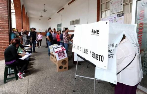 INE realiza 2da. insaculación, 3 mil 73 ciudadanos serán funcionarios de casillas