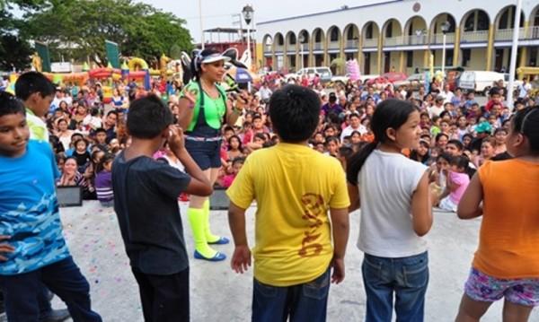 DIF no realizará evento por Día del Niño, priorizarán apoyos