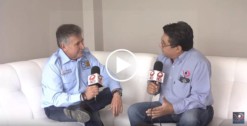Conozco lo que le duele a Oaxaca: Pepe Toño