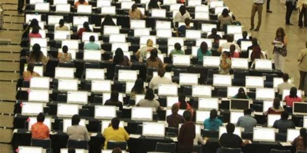 Participan 577 profesores en evaluación en Guerrero