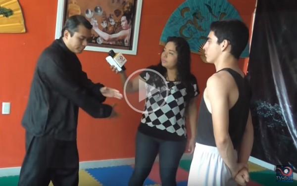 VIDEO: Las artes marciales y sus técnicas de auto defensa personal