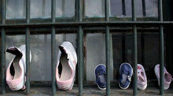 En las cárceles hay 550 niños que nacieron y viven ahí