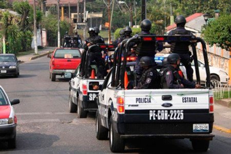 Detiene SSPO a presunto asaltante en carretera de Tuxtepec