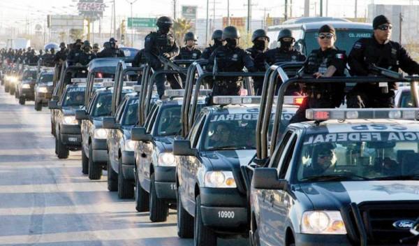 Despliegan 300 elementos policiales y fuerzas federales en Juchitán