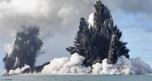 Los volcanes inactivos de Pochutla