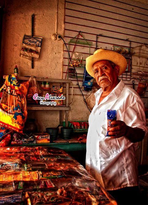 Descanse en paz  Don Salomon, el cacahuatero de Loma Bonita