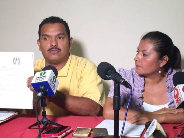PRI interpone queja contra el Presidente del IEEPCO Municipal